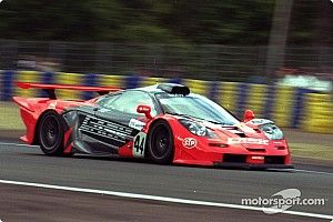 When McLaren took its Le Mans winner to Japan
