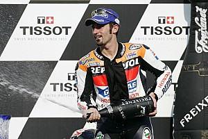 """Biaggi: """"Lo mejor para Lorenzo es quedarse en Honda"""""""