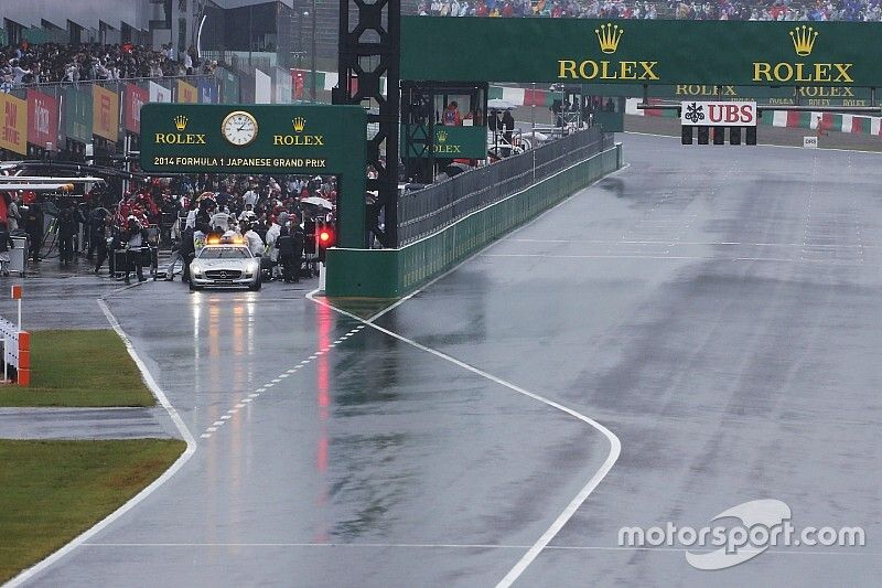 El tifón Hagibis amenaza el GP de Japón de F1 2019