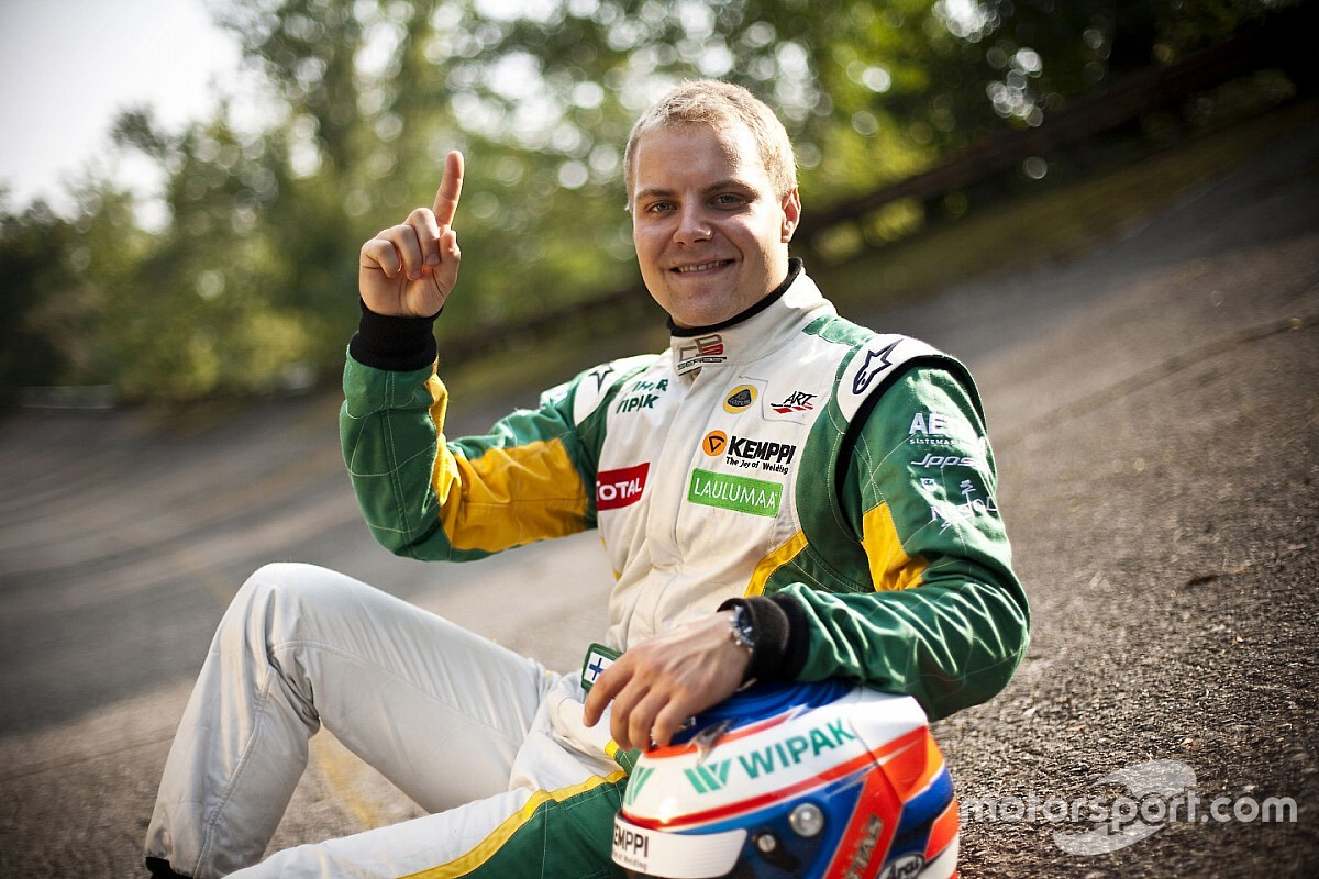 Het raceleven voor de Formule 1: Valtteri Bottas