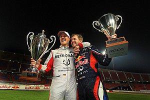 Sebastian Vettel Sedih Setiap Memikirkan Michael Schumacher