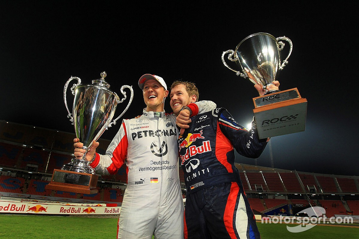 Di Montezemolo: Schumacher empfahl Vettel als Ferrari-Pilot