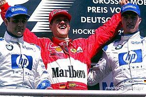 Все победители и призеры Гран При Германии с 2000 года
