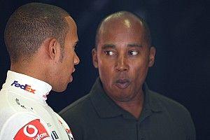 """Anthony Hamilton: ser manager de Lewis era """"como llevar tus padres al trabajo"""""""