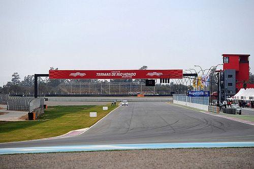 Termas espera celebrar el Gran Premio de Argentina pese al incendio