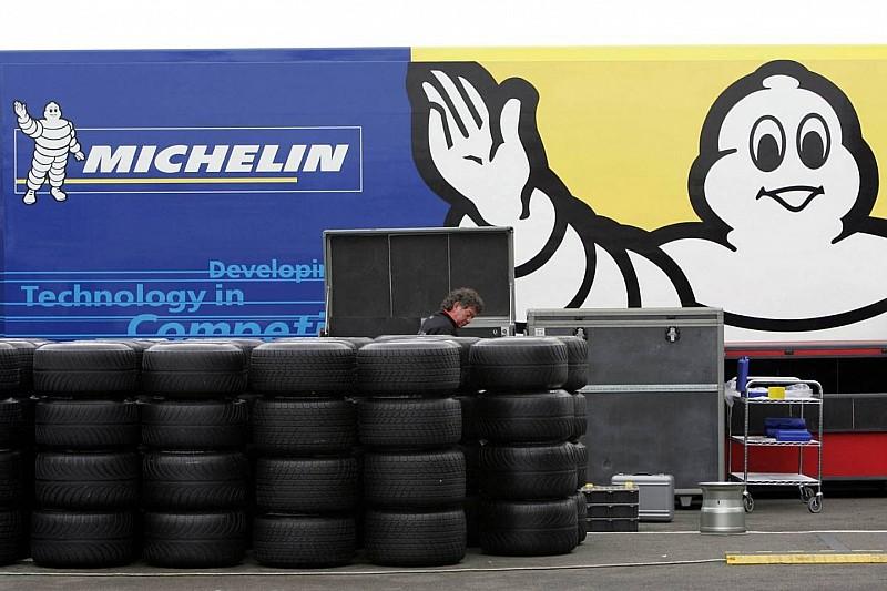 Michelin, yeni kurallarla F1'e dönüşü gözden geçiriyor