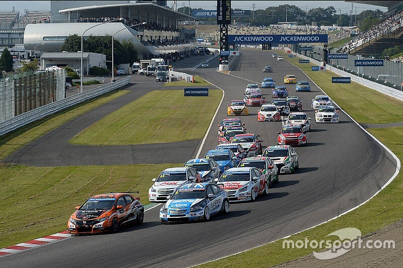 WTCR switches to Suzuka East Course layout