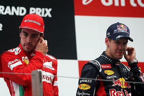 Red Bull cierra puertas: Vettel 'improbable' y Alonso 'imposible'