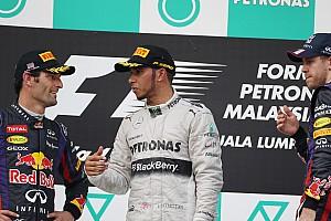 Webber przewiduje dominację Hamiltona