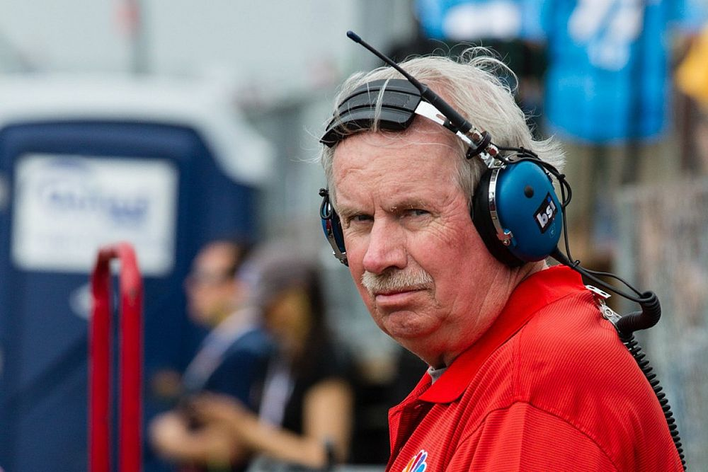 IndyCar writer and broadcaster Robin Miller passes away aged 71