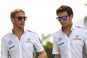 Button: el compañero que más me sorprendió fue Pérez