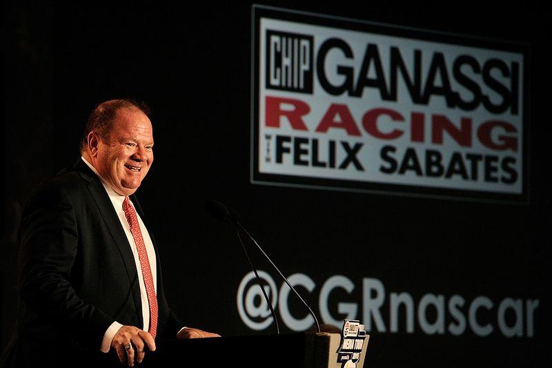 NASCAR: Chip Ganassi vende equipe para Trackhouse Racing