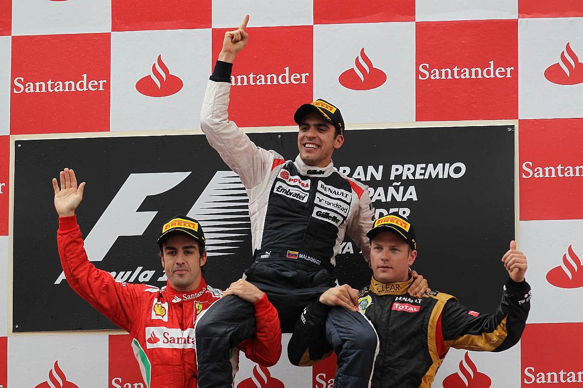 Wolff guarda especial recuerdo de victoria de Maldonado