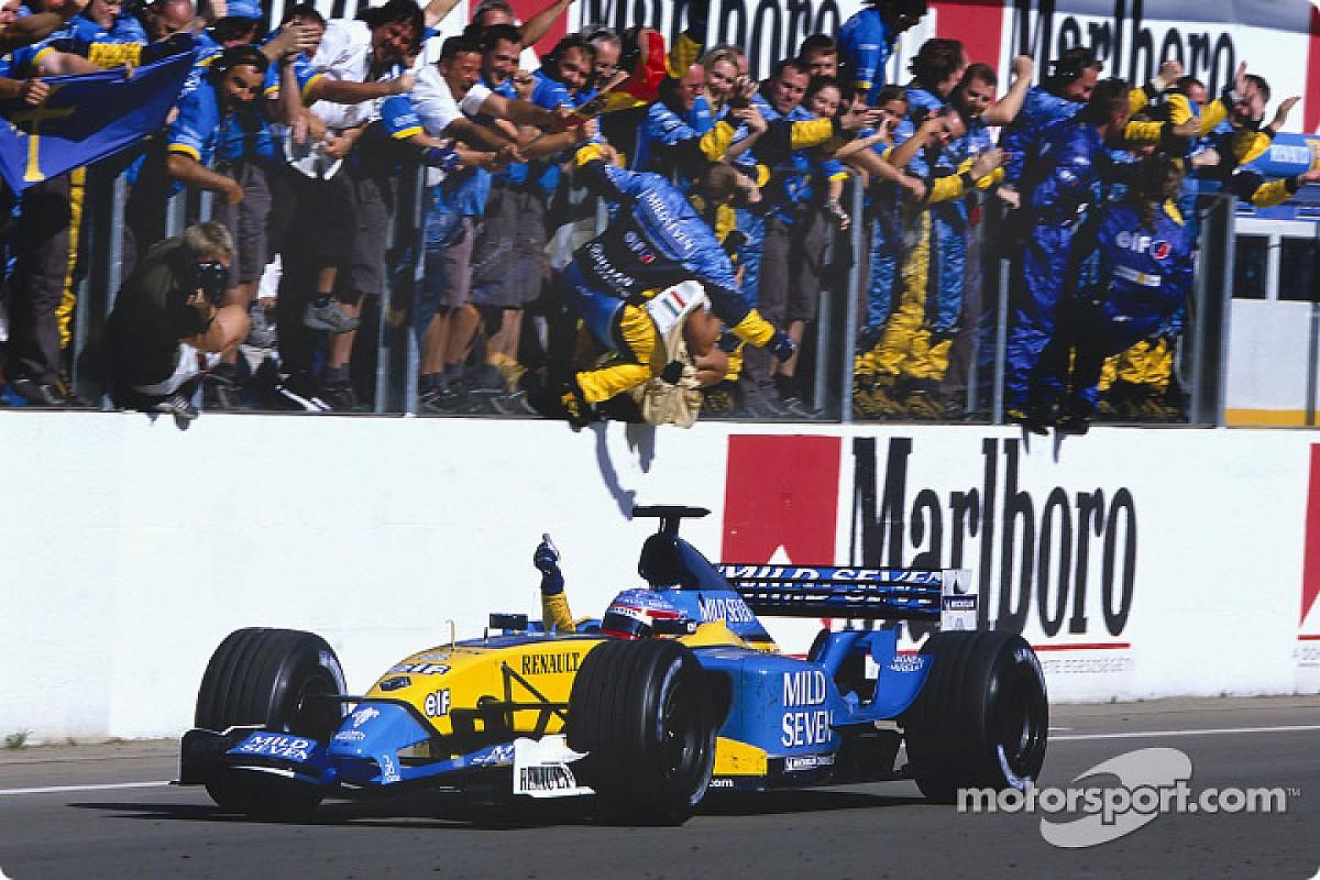 In beeld: De Formule 1-carrière van Fernando Alonso