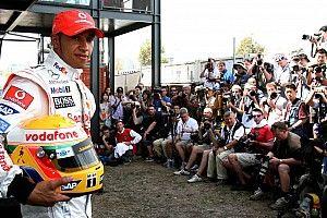 Ma van 12 éve, hogy a McLaren leigazolta Lewis Hamiltont