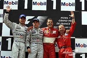 Все победители и призеры Гран При Франции с 2000 года
