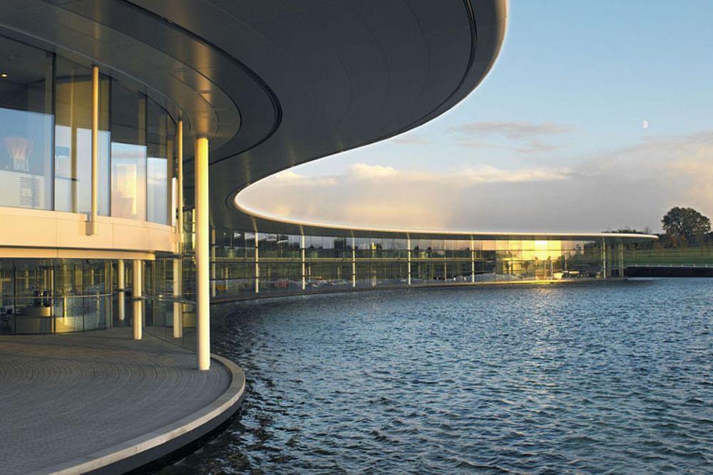 مكلارين تبيع مصنعها في الفورمولا واحد بقيمة 170 مليون جنيه أسترليني