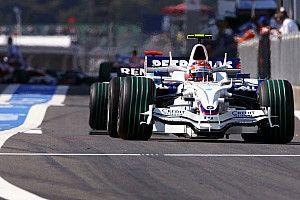 Galeria zdjęć: Kubica w GP Japonii 2006-2010