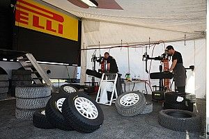 Pirelli Ingin Lanjutkan Kompetensi dalam Reli Kroasia