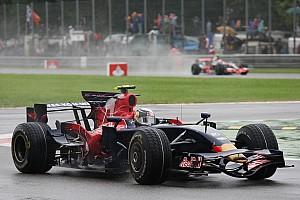 Ferrari nie wierzyło w Vettela