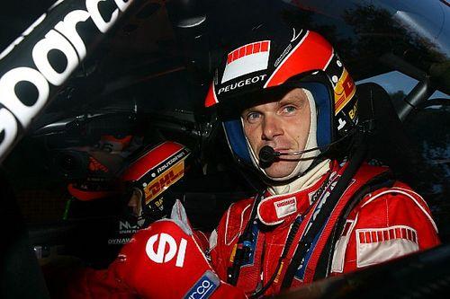 """Loeb: Grönholm a été """"mon plus grand rival"""" sur plusieurs années"""