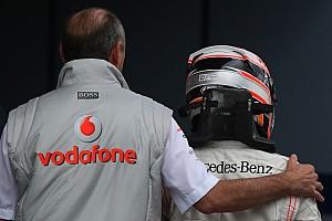 Alonso 10 legjobb mclarenes pillanata (galéria)