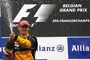 Galeria zdjęć: Kubica w GP Belgii 2007-2010