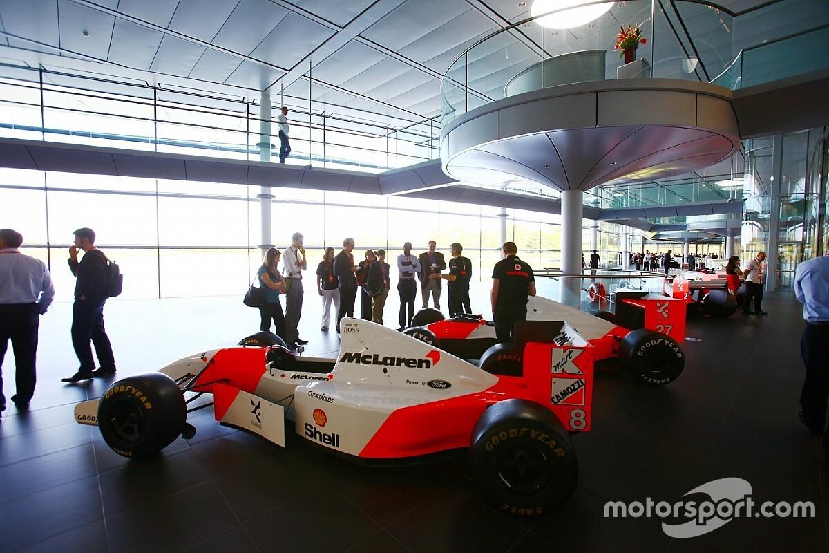 McLaren naar rechter om plan voor herfinanciering te versnellen