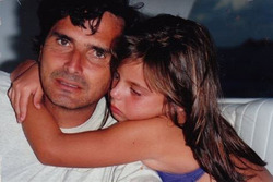 Nelson Piquet e Kelly Piquet