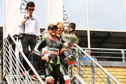 Le troisième, Tom Sykes, Kawasaki Racing