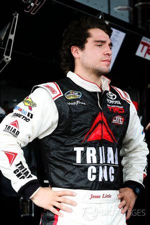 Jesse Little, Triad Racing Technologies Toyota Tundra
