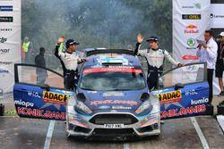 Теему Сунинен и Микко Марккула, Ford Fiesta R5, M-Sport