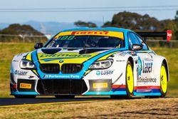 #100 BMW Team SRM BMW M6 GT3: Steve Richards, James Bergmuller