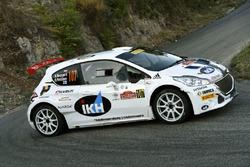 Kalle Rovanpera, Risto Pietilainen, Peugeot 208 T16 R5, Peugeot Sport Italia