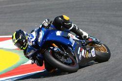 Max Enderlein, Yamaha
