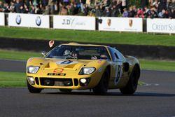 Whitsun Trophy Nick Padmore GT40