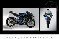 Celestino Vietti Ramus, Sky VR46 Junior Team