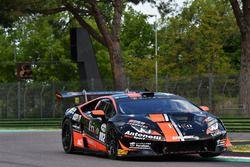 Huracan-S.GTCup #102, Antonelli Motorsport: Takashi-Basaz