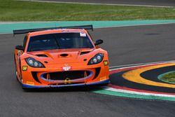 Gian Piero Cristoni, Nova Race,Ginetta G55-GT4 CS #207