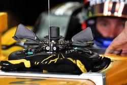 Lenkrad für Sergey Sirotkin, Renault Sport F1 Team RS17