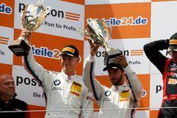 Podium: 2. #42 BMW Team Schnitzer, BMW M6 GT3: Nicky Catsburg, Philipp Eng