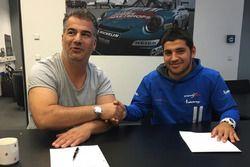 Ayhancan Güven 2017 Attempo Racing anlaşması