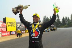 Top Fuel winner Antron Brown