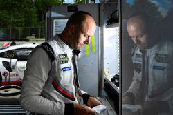 Gianmaria Bruni, Porsche Team North America