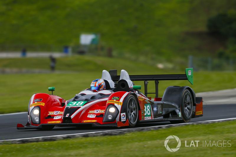 #38 Performance Tech Motorsports ORECA FLM09: Джеймс Френч, Патрисио О'Уорд