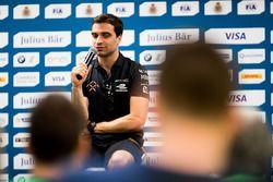 Basın toplantısı: Jérôme d'Ambrosio, Dragon Racing