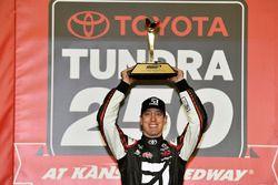 Ganador de la carrera Kyle Busch, Kyle Busch Motorsports Toyota