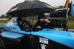 Giacomo Bianchi, Jenzer Motorsport, avec Alex Fontana