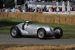 Mercedes W125 Jochen Mass