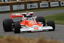 McLaren M23 Emerson Fittipalfi